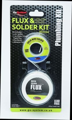 Picture of GoSystem Lead Free Solder  Flux Kit