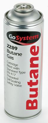 Picture of GoSystem Butane Gas 277g