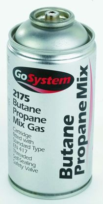 Picture of GoSystem Butane Propane Mix Gas Cartridge 170g