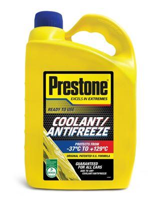 Picture of Prestone Ready to Use Coolant 4L