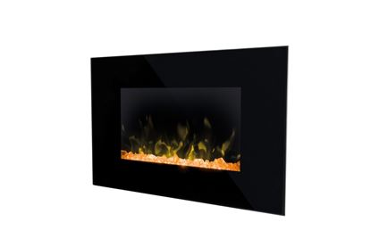 Picture of Dimplex Toluca Wall Mounted Electric Fire 2kw