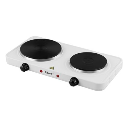 Picture of Elgento Double Boiling Ring White