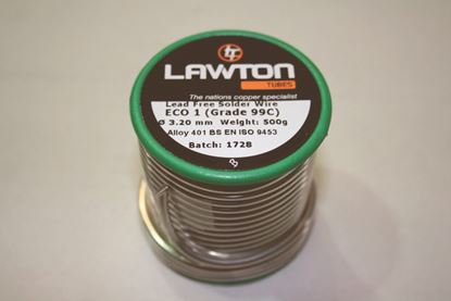 Picture of Lawton Solder Lead Free 500g 3mm