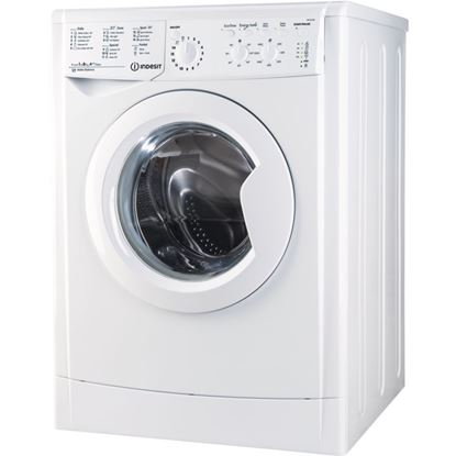 Picture of Indesit Eco Washing Machine 1400 Spin 8kg