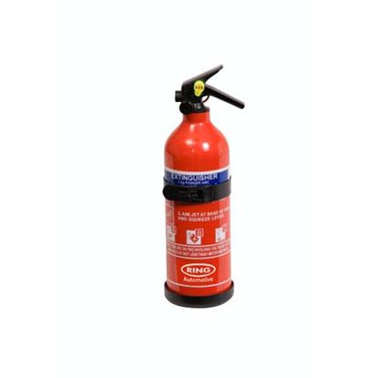Picture of Ring 1kg ABC Dry Powered Fire Extinguisher