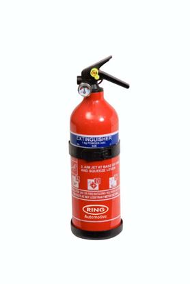 Picture of Ring 1kg ABC Dry Powered Fire Extinguisher with gauge