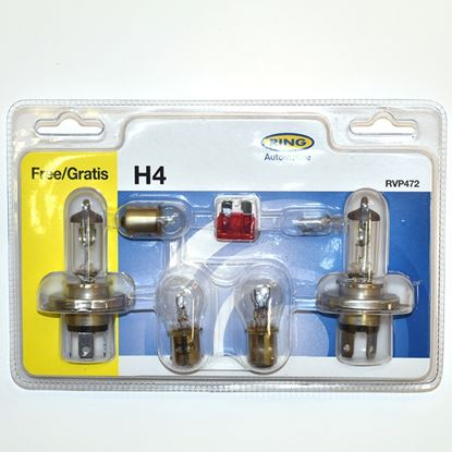 Picture of Rw585 Value Pack With Free H4 Bulb