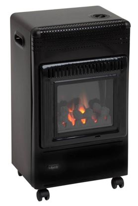 Picture of Lifestyle Living Flame Cabinet Heater