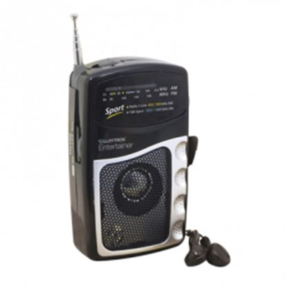 Picture of Lloytron Entertainer 2 Band DC Portable Radio