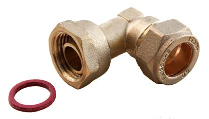 Picture of Oracstar Compression Angle Tap Connector 15mm x 12