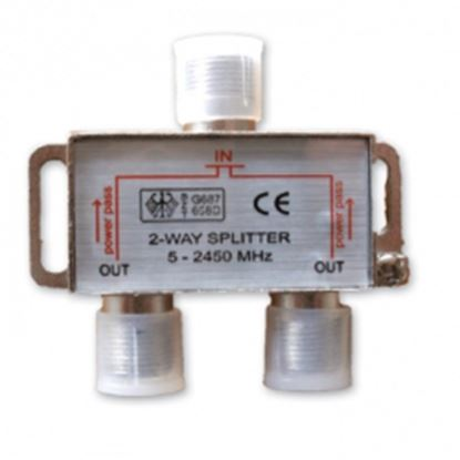 Picture of Lyvia 2 Way Splitter 5-2400Mhz
