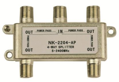 Picture of Lyvia 4Way Splitter 5-2400Mhz