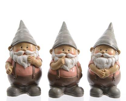 Picture of Kaemingk Poly Gnome Blush