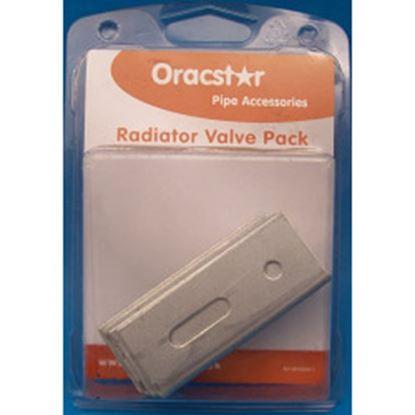 Picture of Oracstar Radiator Bracket Pack 4