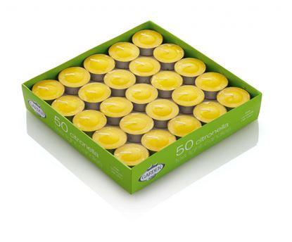 Picture of Premier 50 Citronella Tea Lights