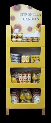 Picture of Prices Candles Citronella Stand Complete