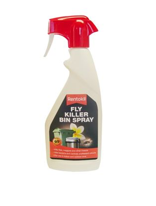 Picture of Rentokil Fly Killer Bin Spray 750ml