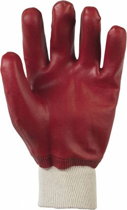 Picture of SupaGarden Tough Flexible Red Glove Pack 12