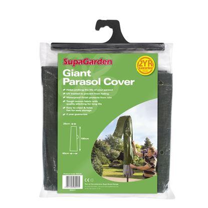 Picture of SupaGarden Giant Parasol Cover 190cm x 40cm x 25cm
