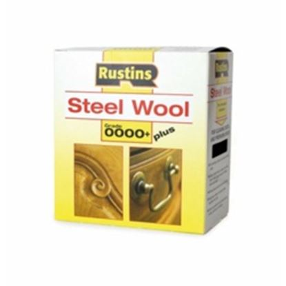 Picture of Rustins Steel Wool DIY Pack Mixed Pads