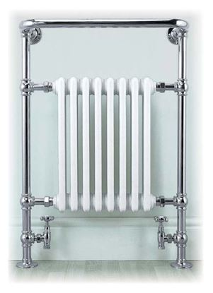 Picture of SP Matlock Heated Towel Rail W 630mm H 915mm