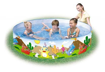 Picture of Bestway Dinosaur Fill n Fun Pool 72x15