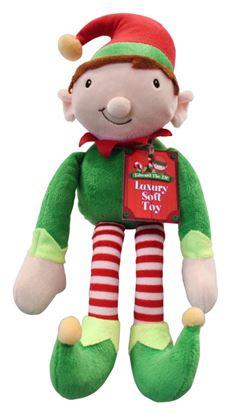 Picture of Eurowrap Plush Elf 8
