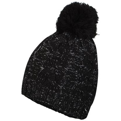 Picture of Fordville Ladies Lurex Beanie Pom