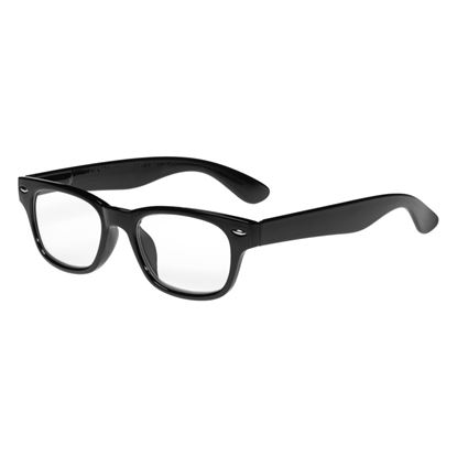 Picture of George East Plastic Reading Glasses Black 4