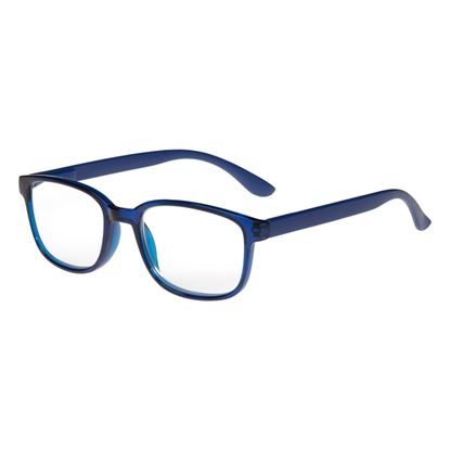 Picture of George East Reading Glasses Blue 4