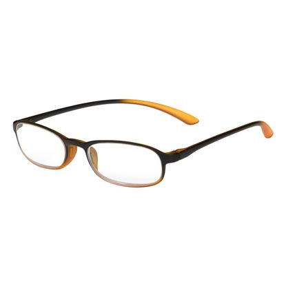 Picture of George East Round Reading Glasses Tortoise 4