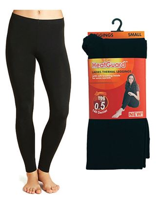 Picture of Heatguard Ladies Thermal Leggings sizes S M L