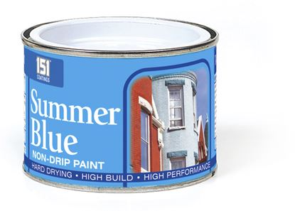 Picture of 151 Coatings Non Drip Paint 180ml Summer Blue