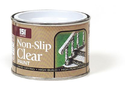 Picture of 151 Coatings Non Slip Matt Paint 180ml Clear