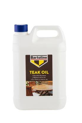 Picture of Bartoline Teak Oil 5L