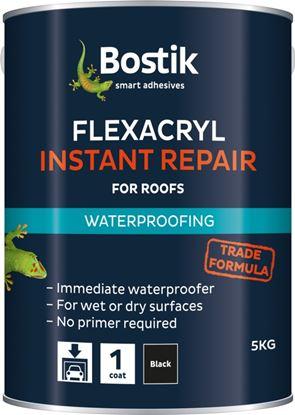 Picture of Bostik Flexacryl 5kg Grey