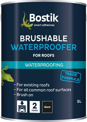 Picture of Bostik Solvent Free Waterproofer for Roofs 22.5L