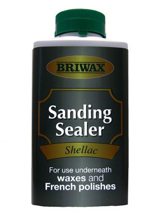 Picture of Briwax Shellac Sanding Sealer 500ml