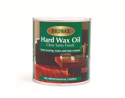 Picture of Briwax Hard Wax Oil 1l