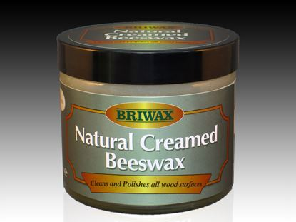 Picture of Briwax Natural Creamed Beewax 250ml