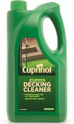 Picture of Cuprinol Decking Cleaner 2.5L