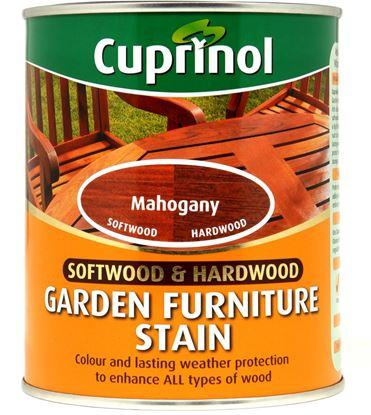 Picture of Cuprinol Garden Furniture Stain 750ml Mahogany