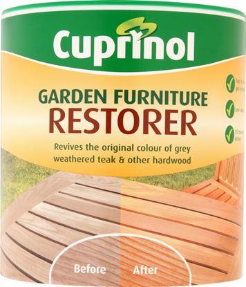 Picture of Cuprinol Garden Furniture Restorer 1L