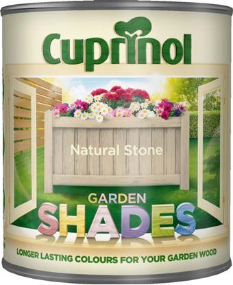 Picture of Cuprinol Garden Shades 1L Natural Stone