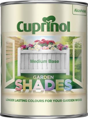 Picture of Cuprinol Garden Shades 1L Medium Base