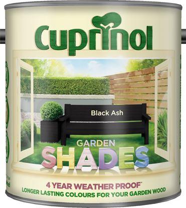 Picture of Cuprinol Garden Shades 2.5L Black Ash