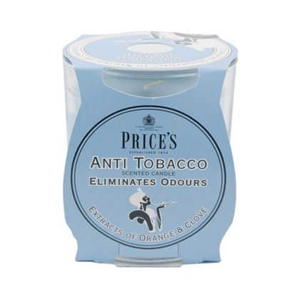 Picture of Prices Candles Candle Room Scenter Anti-Tobacco