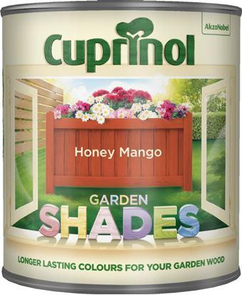 Picture of Cuprinol Garden Shades 1L Honey Mango