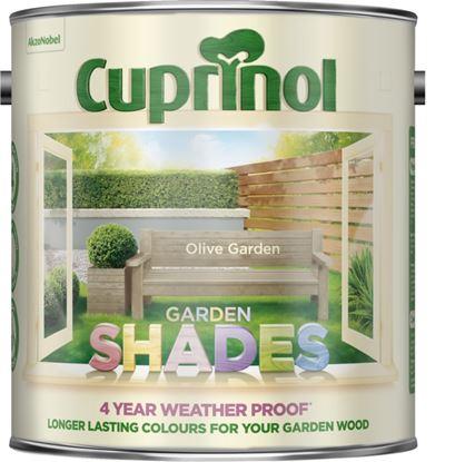 Picture of Cuprinol Garden Shades 2.5L Olive Garden