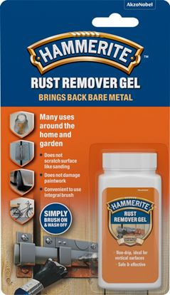 Picture of Hammerite Rust Remover Gel 100ml Blister